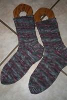 Araucania socks
